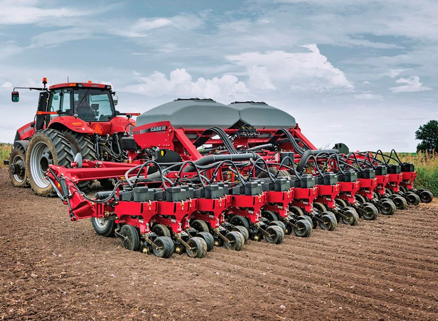 Какие удобрения для пшеницы используют?